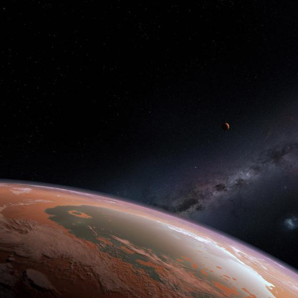 extrasolar red dwarf