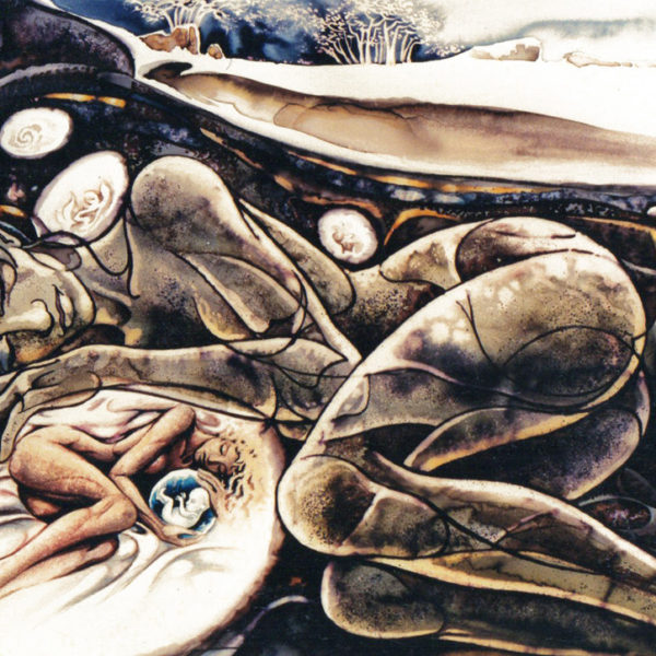 peinture Le Reve De La Terre