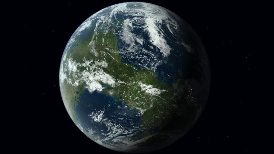 terraformed mars 3900