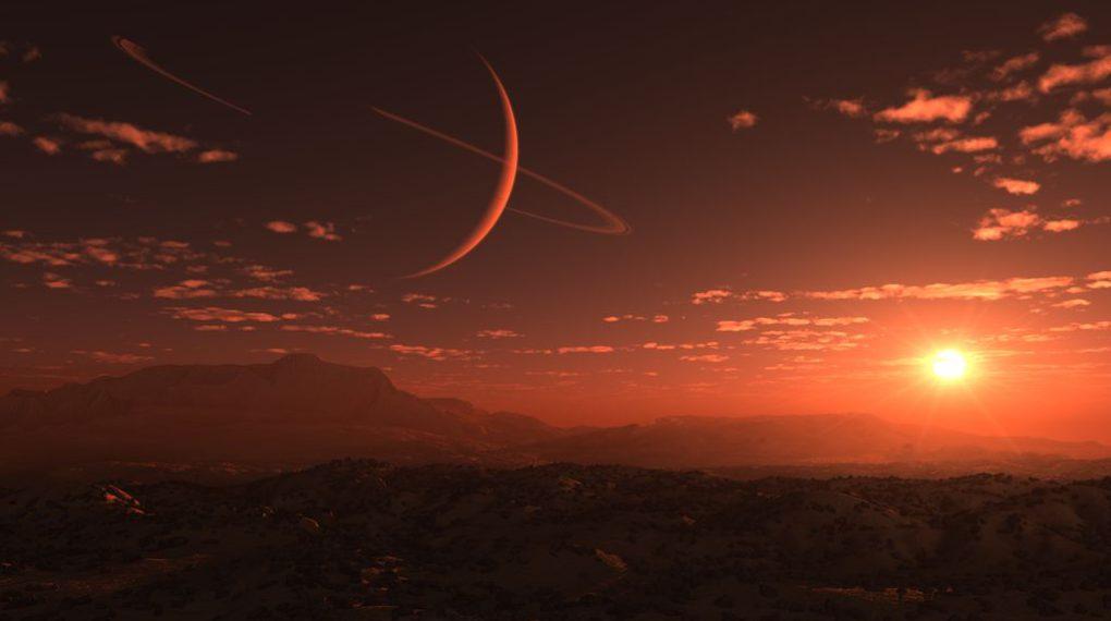extrasolar landscape