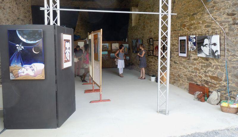 exposition saint pardoux - grange